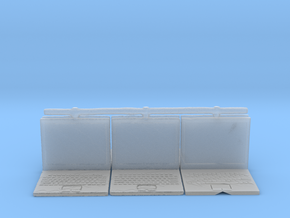 Printle Thing Pack 6 Laptop - 1/35 in Smooth Fine Detail Plastic