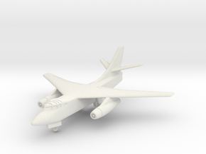 Douglas B-66 Destroyer 1/200 (Landing gear) in White Natural Versatile Plastic