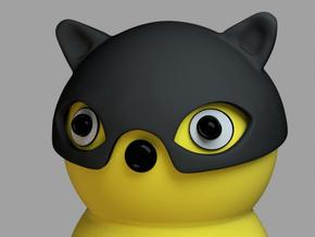 MyKeepon Catwoman in Black Natural Versatile Plastic