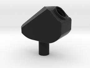 Single Piece GeoffBox Loader Version 8 in Black Natural Versatile Plastic
