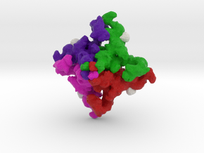 Ryanodine Receptor in Full Color Sandstone