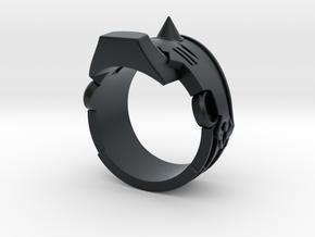 Fullmetal Alchemist: Alphonse Ring in Black Hi-Def Acrylate: 12 / 66.5