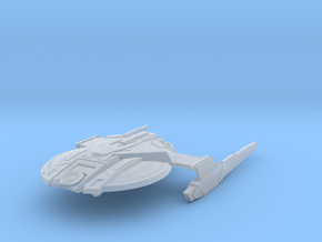 Alt Federation Hawk Class Destroyer in Smooth Fine Detail Plastic