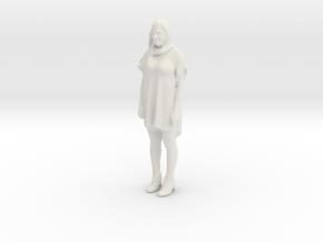 Printle F Jessaica Alba - 1/24 - wob in White Natural Versatile Plastic