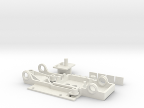 PDBM_Porsche_908_3 in White Natural Versatile Plastic