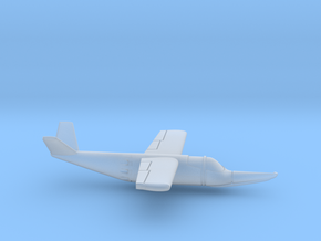(1:200) Fliegende Panzerfaust in Smooth Fine Detail Plastic