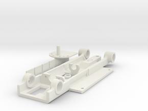 pdFFsa_WiesmannRoadster in White Natural Versatile Plastic