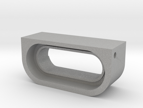 Fl 20266 Steckeraufsatz in Aluminum