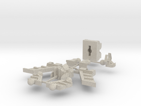 HeadRobot H-02 Thing-O-Wings in Natural Sandstone