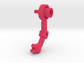 Nemesis Arm Right in Pink Processed Versatile Plastic
