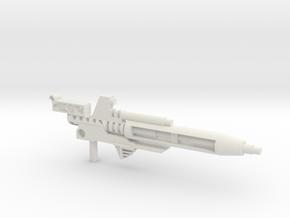 POTP Gun: Hun-Gurrr / Abominus in White Natural Versatile Plastic