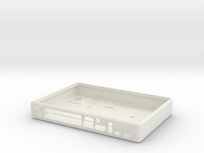 BPI R1 Banana Pi Router Case Base in White Premium Versatile Plastic