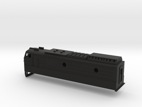 VL-10 HO scale in Black Natural Versatile Plastic