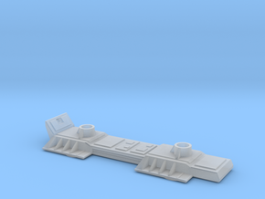 Deagostini Millennium Falcon Rear Landing Gear TFA in Smooth Fine Detail Plastic