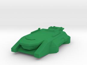 Bonnie Mae in Green Processed Versatile Plastic