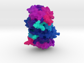 Shikimate Kinase in Full Color Sandstone