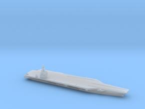 CVN-78 Gerald R. Ford, 1/2500 in Smooth Fine Detail Plastic