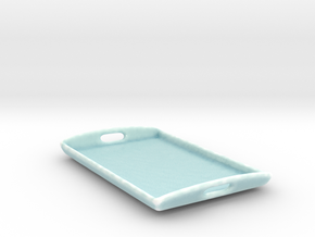 Serving Tray in Gloss Celadon Green Porcelain