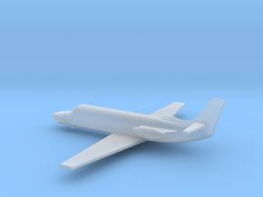 1/400 Scale Cessna 550 CitationJet in Smooth Fine Detail Plastic