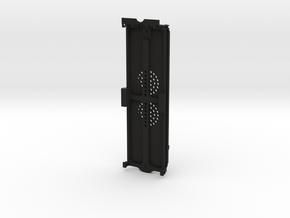 ATSF 12K Tender Chassis BLI dual 23 in Black Natural Versatile Plastic