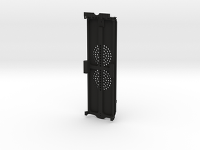 ATSF 12K Tender Chassis BLI dual 28 in Black Natural Versatile Plastic