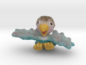 Baby Eaglet (wingspan) in Full Color Sandstone