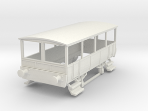 o-76-wcpr-drewry-open-railcar-trailer-1 in White Natural Versatile Plastic