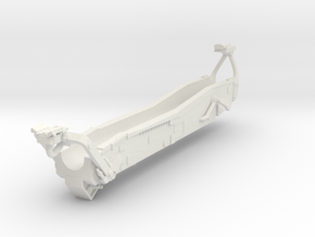 1:72 - SA 5 Gammon Rocket & Launcher [Part 3 of 4] in White Natural Versatile Plastic