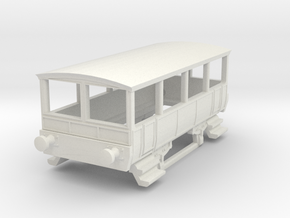 o-148-wcpr-drewry-open-railcar-trailer-1 in White Natural Versatile Plastic