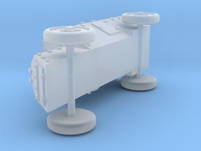 Russo-Balt typ C 1:87 - H0 in Smooth Fine Detail Plastic