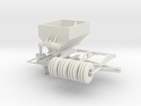 1/64 Dogtown Ag DTA 6 fertilizer buggy in White Natural Versatile Plastic