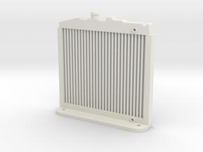 MST CFX / CMX RADIATOR in White Natural Versatile Plastic