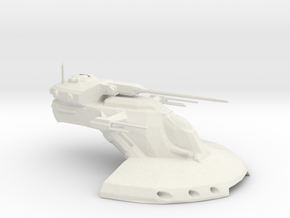 Printle Thing SW AAT - 1/24  in White Natural Versatile Plastic