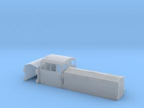 Dr14 saneeraamaton (H0), sis. pienosasarjan in Smoothest Fine Detail Plastic