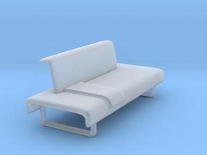 Miniature Cloud Sofa - B&B Italia in Smooth Fine Detail Plastic: 1:24