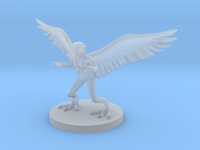 Harpy in Smooth Fine Detail Plastic
