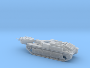 1/56th (28 mm) scale T-28 tank from FUD in Smooth Fine Detail Plastic
