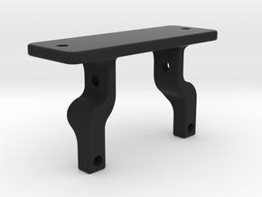 SSD Pro 44 Servo Mount in Black Natural Versatile Plastic