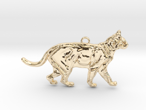 Theodore in 14k Gold Plated Brass