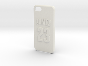 iphone 7 james in White Natural Versatile Plastic