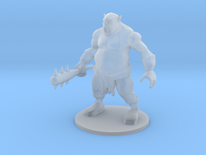 Ogre in Smooth Fine Detail Plastic