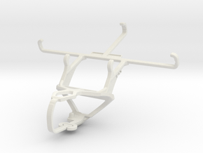 Controller mount for PS3 & Unnecto Bolt in White Natural Versatile Plastic