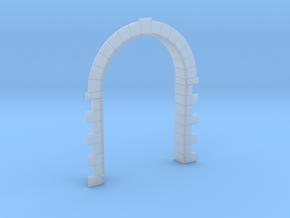 Alpine Enginehouse Large Door Frame in Smooth Fine Detail Plastic: 1:87 - HO