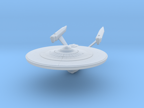 Federation Enterprise-Class Mk3 Refit 1:3125 in Smooth Fine Detail Plastic