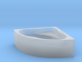 Jacuzzi_Corner_Ver01_1-24_Rev01.0 in Smooth Fine Detail Plastic