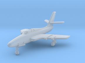 Republic RF-84F Thunderflash (Landing Gear) 1/285 in Smooth Fine Detail Plastic