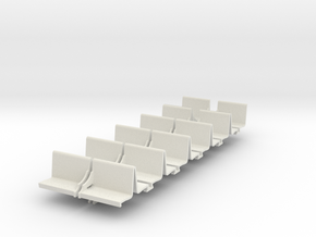 o-43-lswr-d136-seat-set in White Natural Versatile Plastic