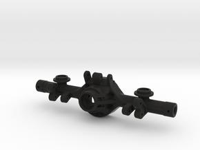 NCYota CMAX 164 Linked - Rear in Black Natural Versatile Plastic