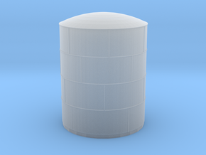 bovenkant watertoren in Smooth Fine Detail Plastic