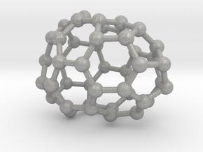 0640 Fullerene c44-12 c1 in Aluminum